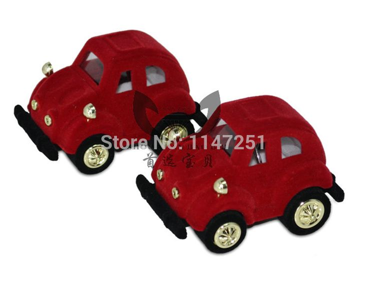 Cheap box cheap, Buy Quality box driver directly from China case fall Suppliers: Romantic Red Velvet Car Shape Ring Box Gift Case For Wedding Proposal ,50pcs Fabric Ring Earring Display Packaging Box