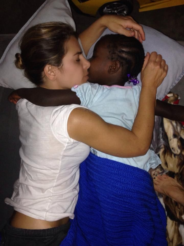 Jillian Michaels with daughter