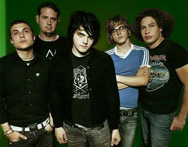 My chemical romance, Romances and Bullets on Pinterest