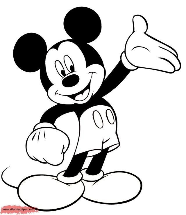 25+ Exclusive Photo Of Mickey Coloring Pages - Entitlementtrap.com Mickey  Mouse Coloring Pages, Mickey Coloring Pages, Minnie Mouse Coloring Pages