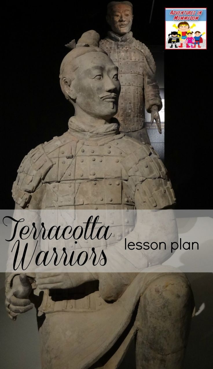 Learn about the Terracotta Warriors with this fun Terracotta Warriors lesson