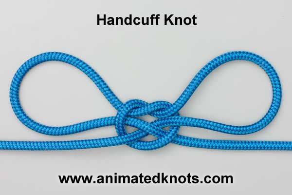 Detailed pictorial on how to tie many kinds of knots! Great resource