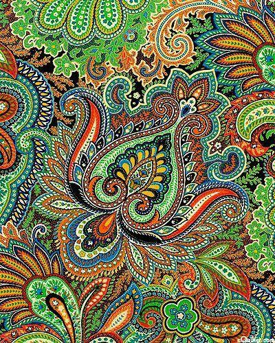55 Best Paisley Patterns Images On Pinterest Paisley