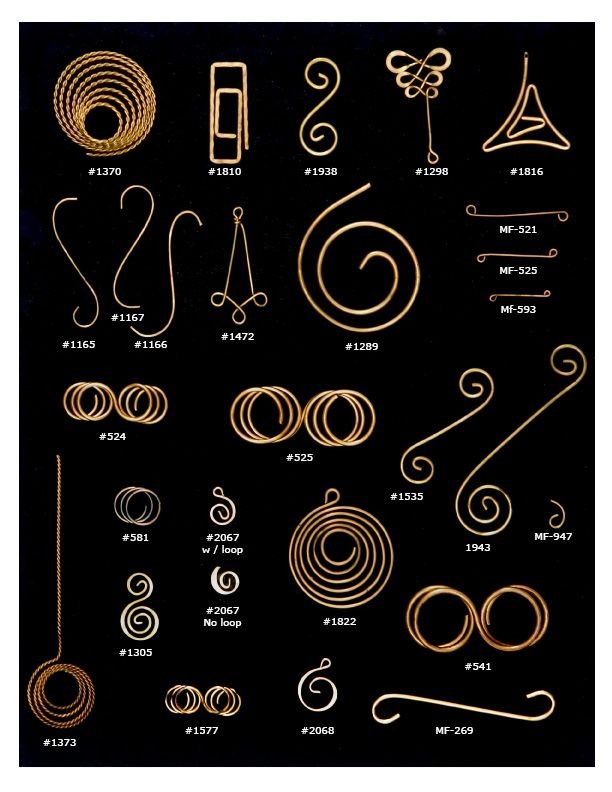 Scrolls 5 | A & J Tool & Findings Company, Inc.A & J Tool & Findings Company, Inc.                                                                                                                                                                                 Más