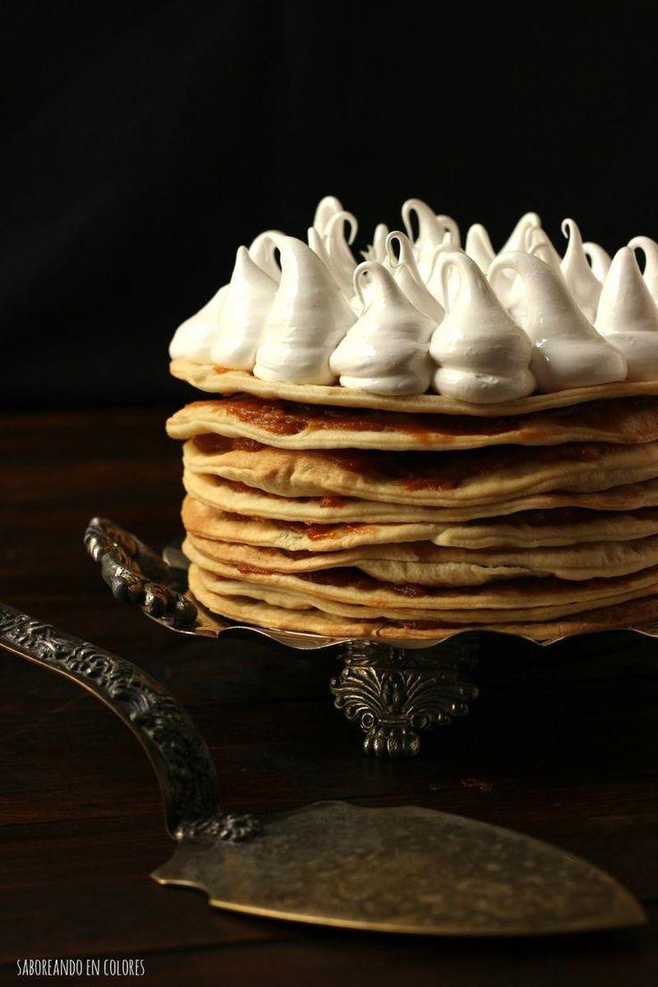 Rogel o Torta Alfajor, un clásico argentino