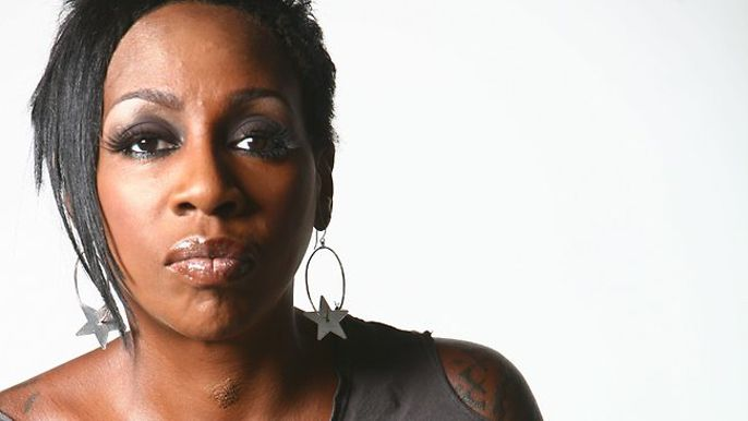 I beat lupus with a raw food diet, says comedian Gina Yashere who believes she's conquered her illness