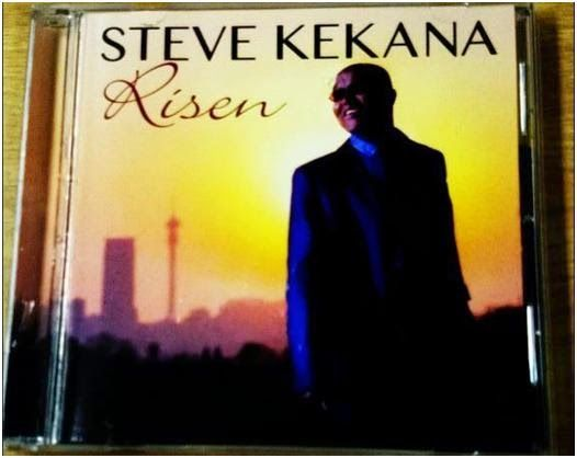 Steve Kekana launches his new album at the SABC Record Library, by Jacqueline Wilson @SABCRecordLib #music
