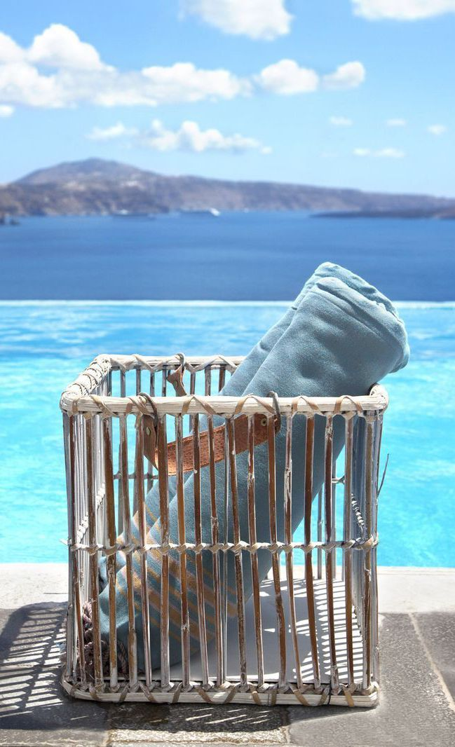 You'll never want to leave Santorini Secret Suites & Spa