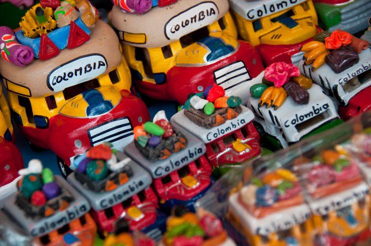 ¿A dónde irán todas las chivas de Colombia?