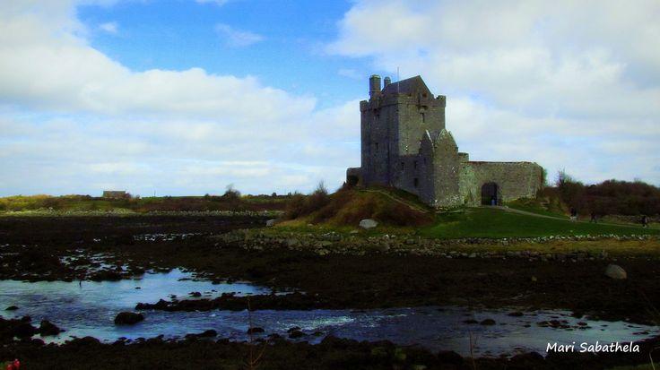 Dunguaire Castle Kinvara.