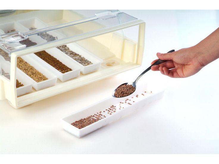 Germinator automat EasyGreen care genereaza ceata si mediul umed. Magazin online cu aparate de bucatarie profesionale si germinatoare seminte.