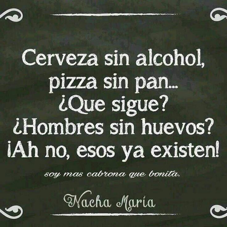 Cerveza, pizza y hombre Todo sin. #humourAdile - Google+