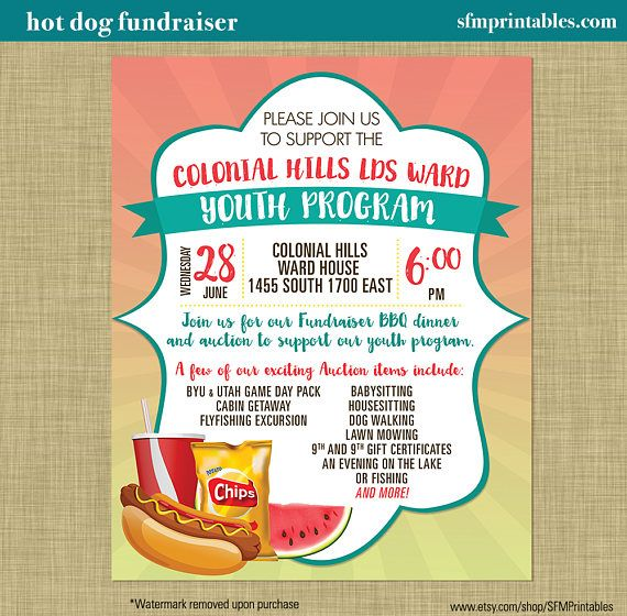 Best  Fundraising Poster Ideas On   Fun Fundraising