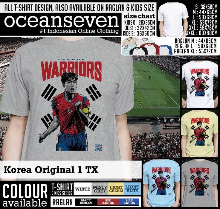 korea original 1 TX