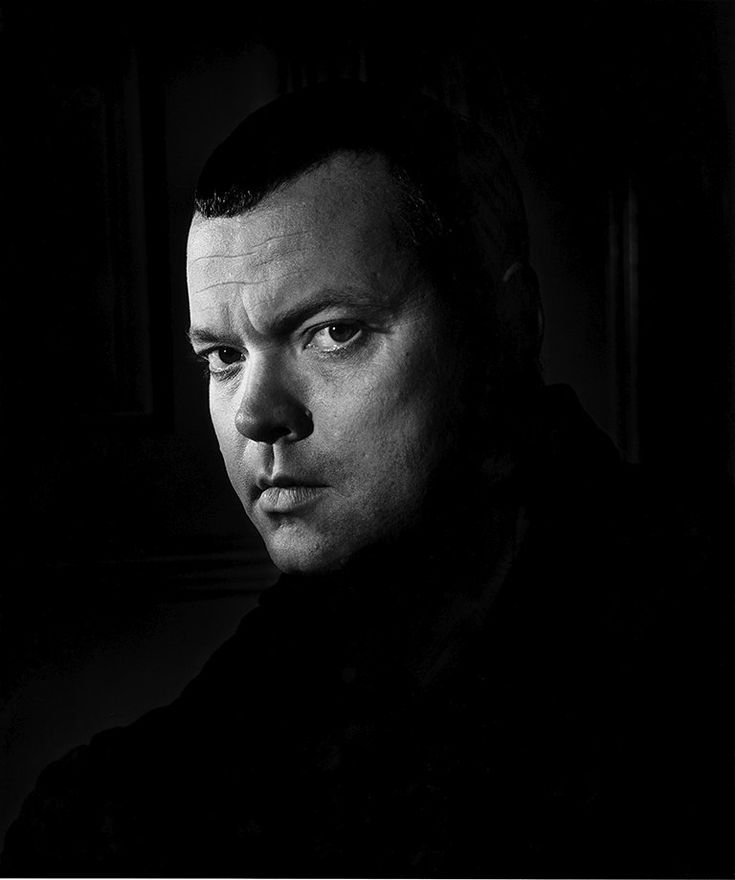 Orson Welles, 1951 by Jane Bown  I love Jane Bown's work her portraits are just wonderful