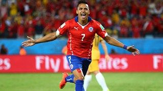 Man of The Match #WorldCup #AlexisSanchez #Chile #CHI