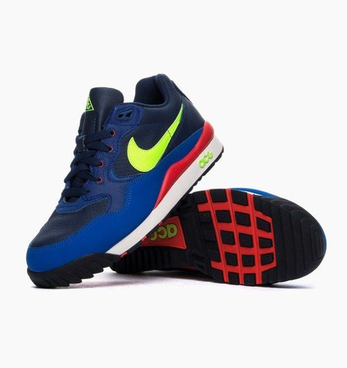 #Nike Air Wildwood LE Royal/Navy/Red-Volt #sneakers