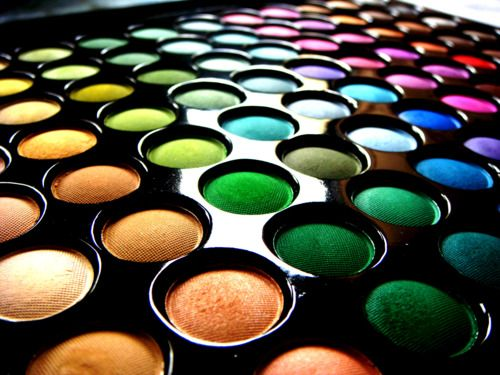 Eyeshadow <3: Color, Beautiful