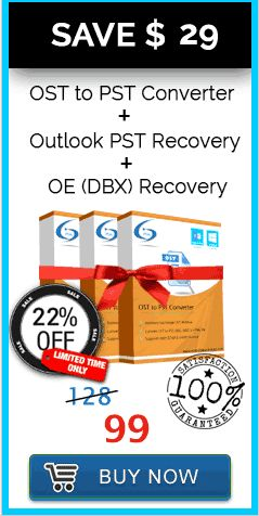 Get OST to PST recovery software which is excellent tool to recover damage OST emails and convert OST emails into PST.  Visit Here:-https://meddle.it/content/8a546f545503e4380156115e3ce56ae5/public