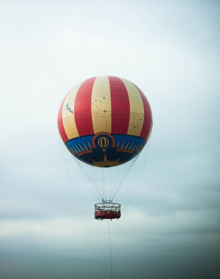 how to make a hot air balloon that flies