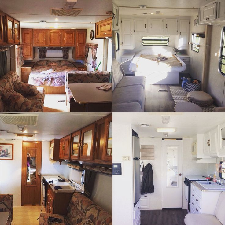 Our RV Renovation Project. Jayco Travel Trailer before and after. Only spent $500. #rvrenovation #rvremodel #budgetrenovation #trailorrenovation #rvlife #rvadventures #blogingmama #momblogs