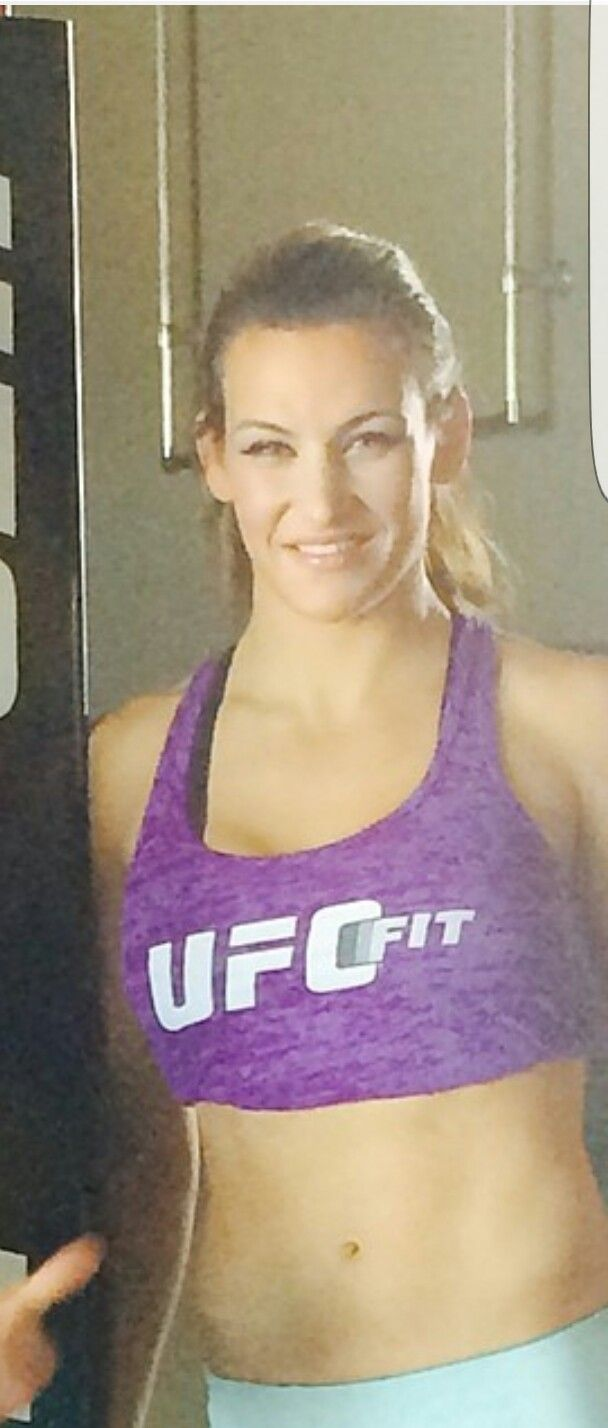 Miesha Tate for UFC fit.