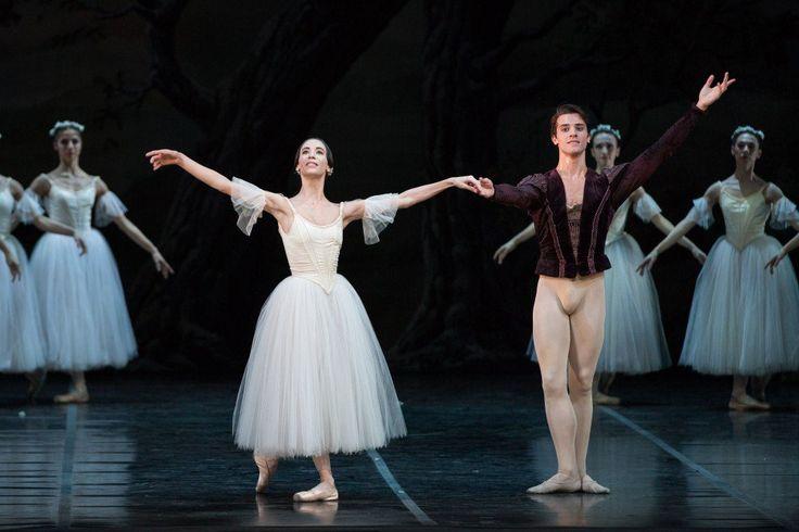 Introducing Rebecca Bianchi, Rome Opera Ballet's new Principal ballerina - After Giselle, Rebecca Bianchi With Claudio Coviello   Photo By Yasuko Kageyama, Rome Opera Ballet