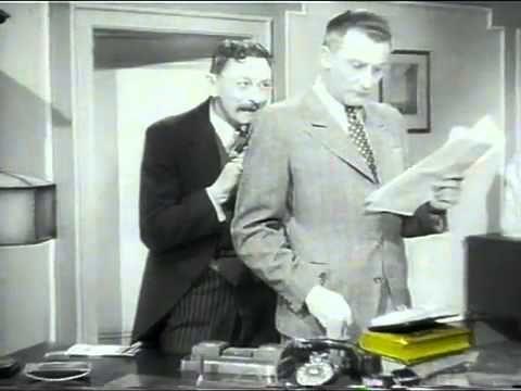 Zlaté stránky - Ducháček to zařídí (Vlasta Burian) - reklama (cca) z roku 1998 - YouTube