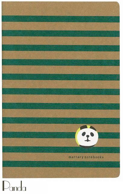 Anteckningsbok med fönster Panda via MoguMogu. Click on the image to see more!