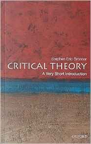 The Best Books for Studying Literary and Critical Theory   Critical Theory: A Very Short Introduction