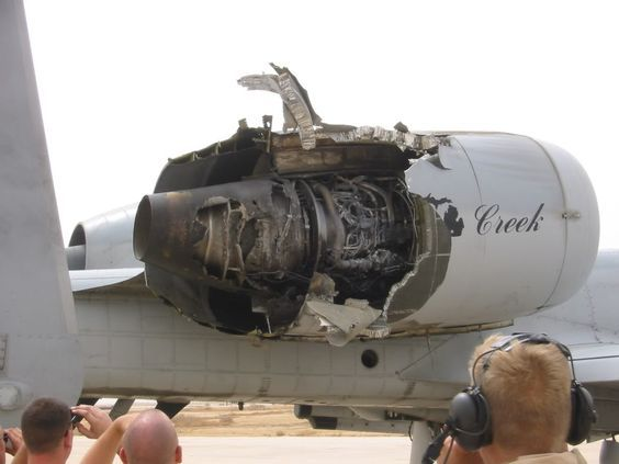 Bruh I think no other aircraft will survive like that