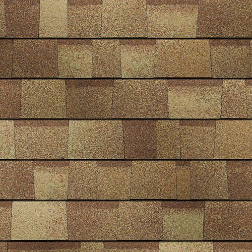 Owens Corning Shingle Colors | Owens Corning Duration Premium Cool - Frosted Oak