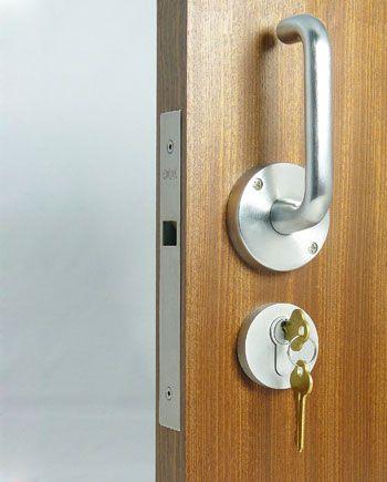 Cavilock pocket door lock
