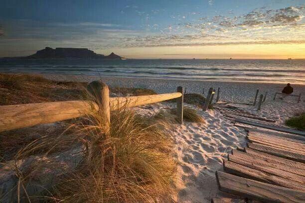 Blouberg beach...Cape Town