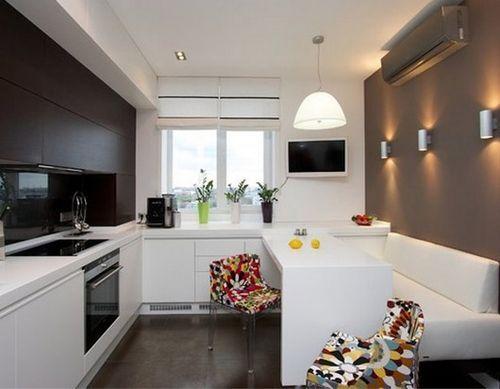 Дизайн кухня гостиная 11 5 кв м