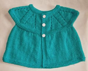 Sophisticated Baby Top