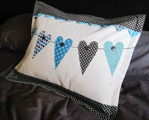 Great cushion idea