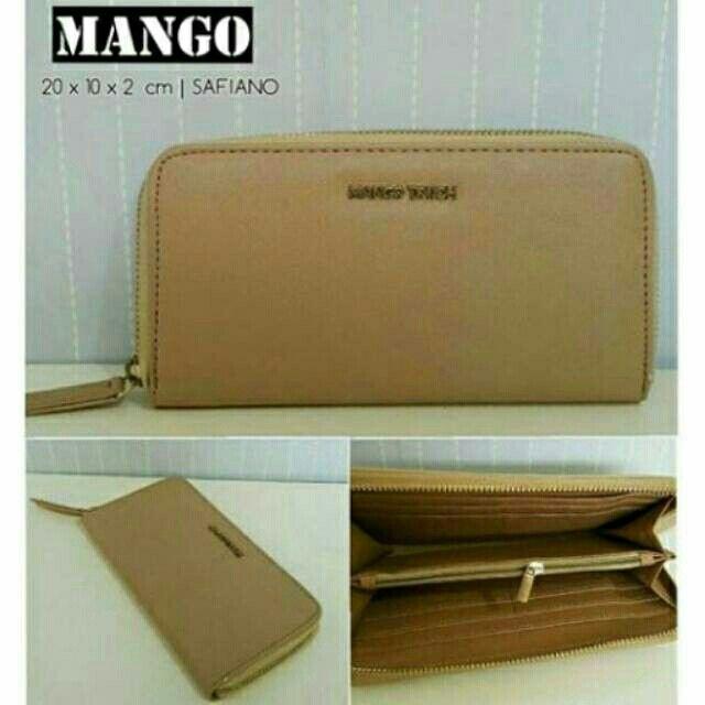 Saya menjual Wallet Mango Sofiano Beige seharga Rp265.000. Dapatkan produk ini hanya di Shopee! https://shopee.co.id/deventostore/6795311 #ShopeeID
