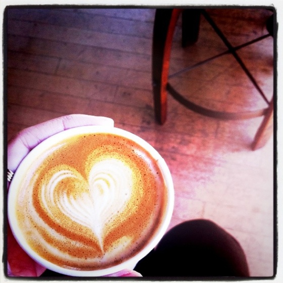 made my first cappuccino heart yesterday <3: Heart Yesterday, Gotta Eat, Pretty Latte, Cafe, Latte 4, Indulgent Latte