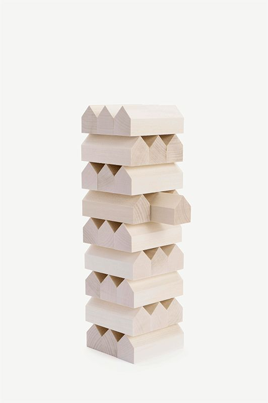 Babel Tower game : a new kind of Jenga is upcoming