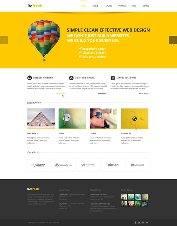 79 best images about website templates on pinterest studios