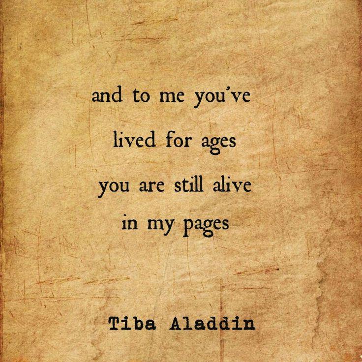 Tiba Aladdin #quotes #loss #father #dreams