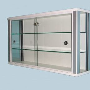 Wall Mounted Display Cabinets With Glass Doors Peo Pinterest