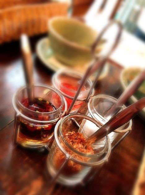 Spices for Thai foods