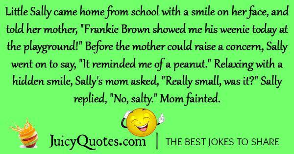 Funny School Joke - 3