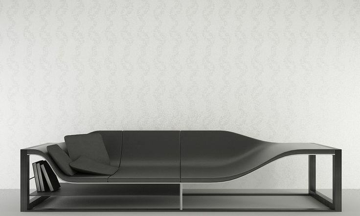 bucefalo sofa 3ds | furniture | pinterest | interiors and industrial - Chaiselongue Design Moon Lina Moebel