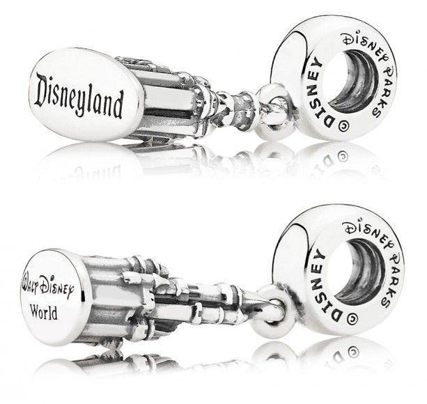 A few weeks ago, I promised a look at some new charms items from the Disney Parks Collection | PANDORA, which will launch in multiple merchandise locations ...