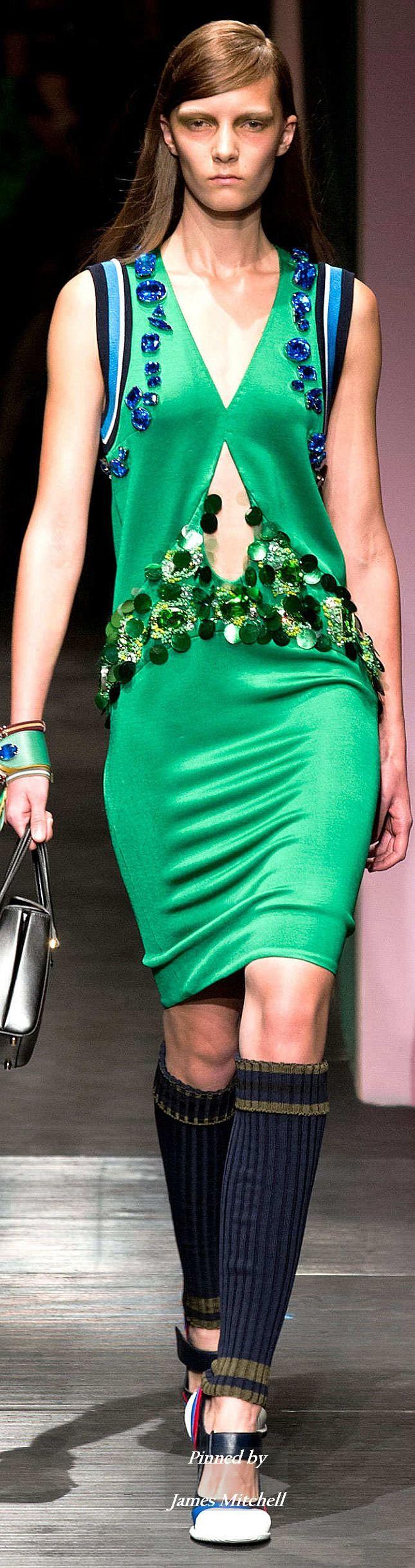 Prada Collection Spring 2014 Ready-to-Wear