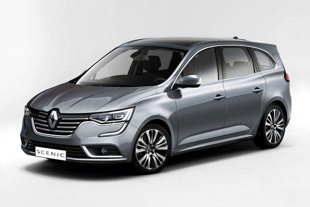 2017 Renault Scenic concept