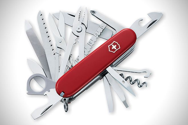 Nordic Gods: The 8 Best Swiss Army Knives
